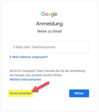outlook-kontaktek-synchronisieren-google-konto-erstellen