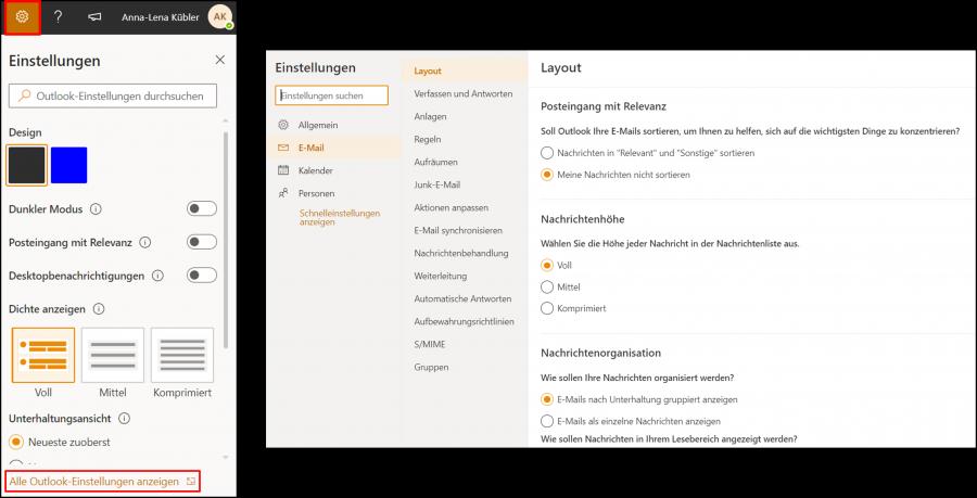 outlook-web-app-einstellungen