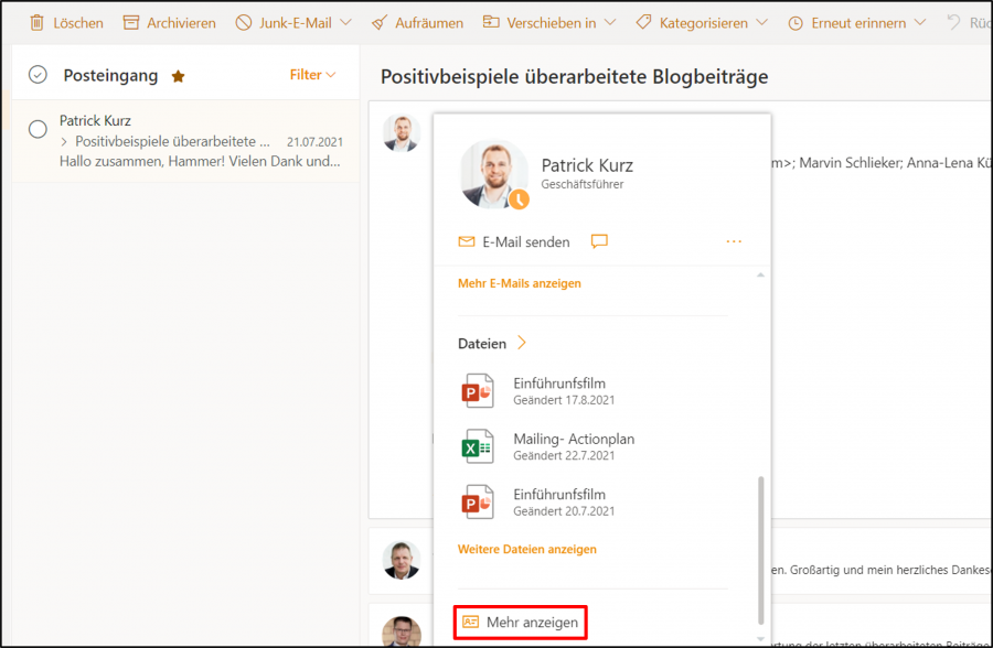 outlook-web-app-neuer-kontakt