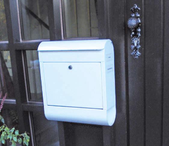 Posteingangsschale funktioniert wie der Briefkasten