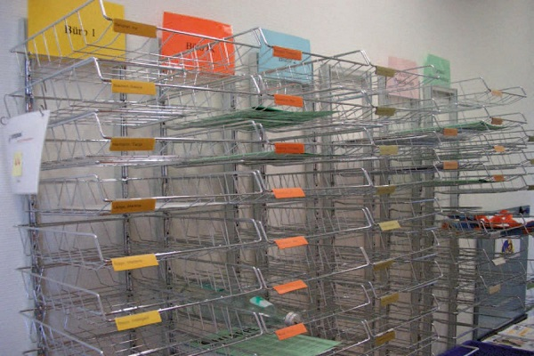 Posteingangsschalen auch für externe Mitareiter einrichten