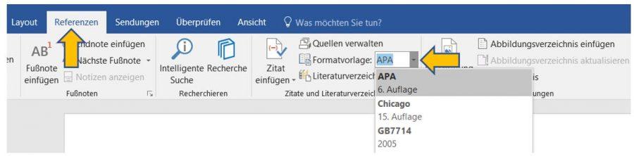 quellenverzeichnis-literaturverzeichnis-word-formatvorlage
