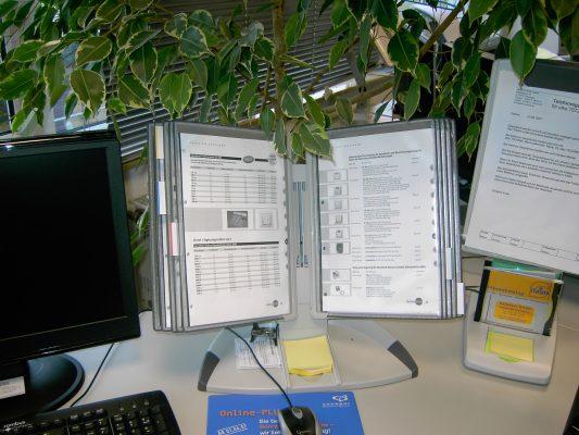 Achtung Fertig Los Wie Sie Dauerhaft Ihren Schreibtisch