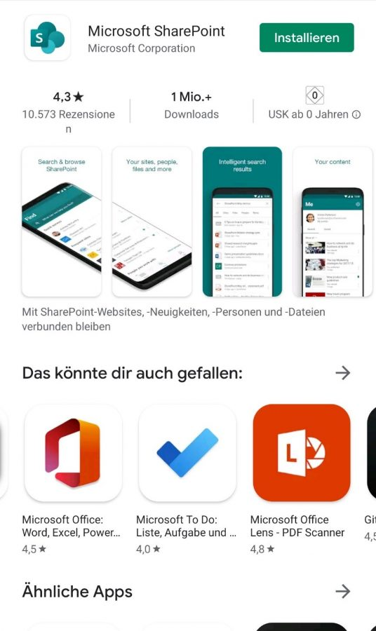 sharepoint-on-premise-app