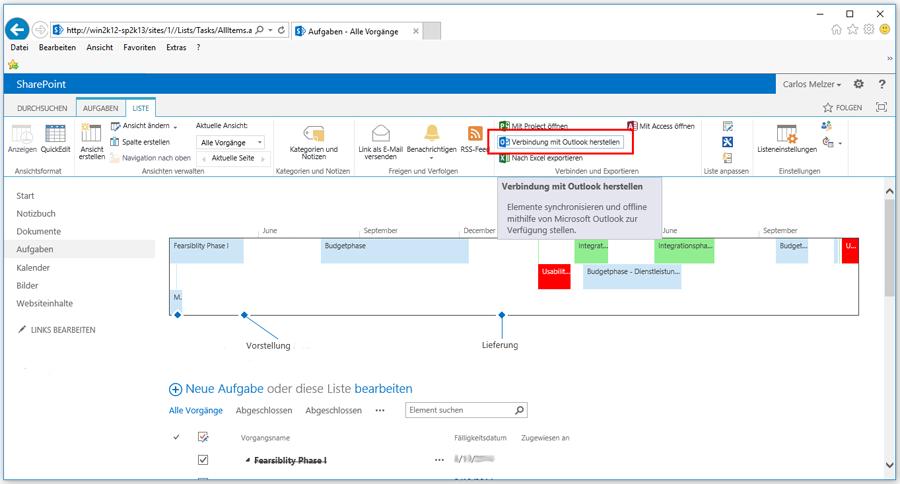 sharepoint-projektmanagement-gantt-diagramm