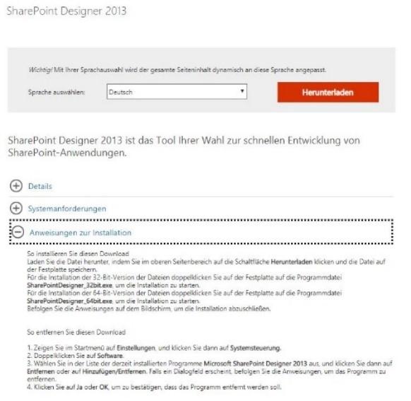 sharepoint-workflow-designer-2013-downloadseite