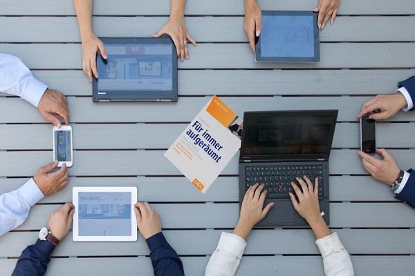 Sinnvolle Gestaltung des digitalen Ablagesystems