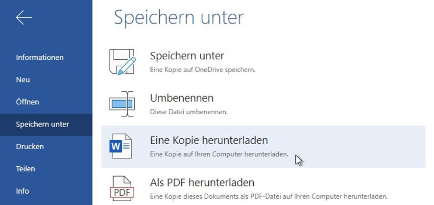 speicherort-office365-in-onedrive-gespeichert