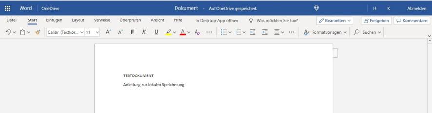 speicherort-office365-leeres-dokument