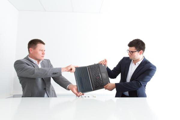 Streit mit Bueromanagement vermeiden