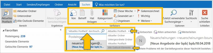 suchfunktion-outlook-microsoft