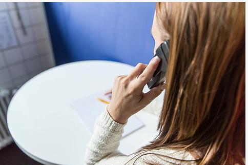 Die Telefonzentrale ist für 97 % der Kunden wichtiger Anlaufpunkt.
