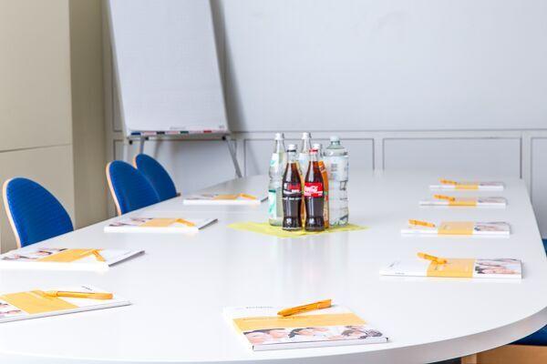Termin fuer Meeting effizienz organisieren
