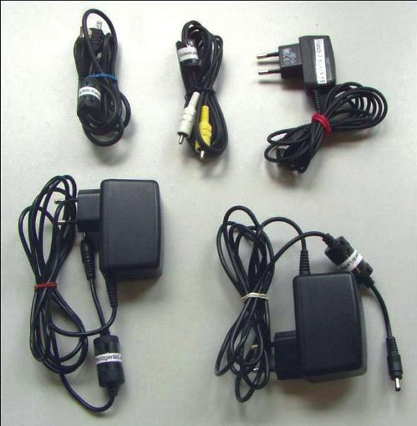 Umgang mit Kabeln simpel