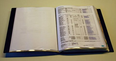 Vertretung regeln im zentralen Abteilungshandbuch