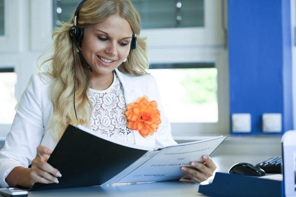 Wichtige Unterlagen aufbewahren, auch ohne Schreibtischunterlage