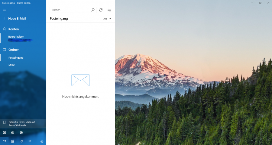 windows-mail-startseite