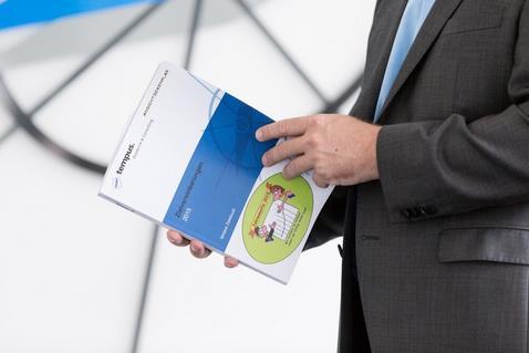 Zielebuch von tempus fuer Selbstmanagement