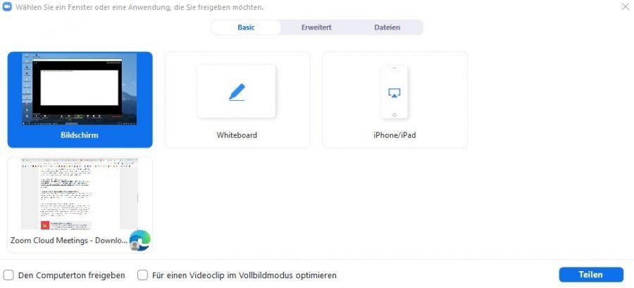 zoom-meeting-bildschirm-teilen